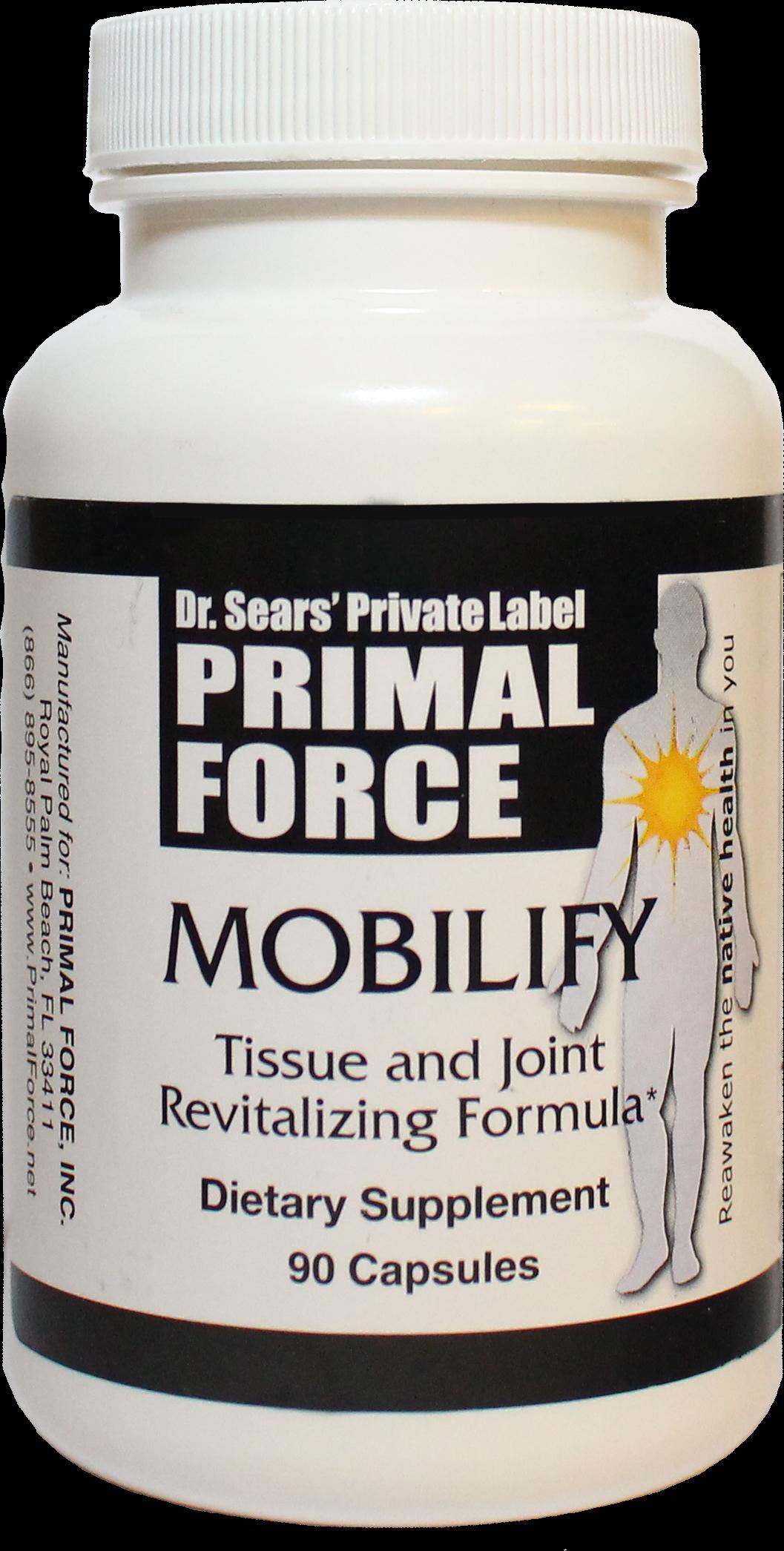 Mobilify & Dr. Al Sears Primal Force